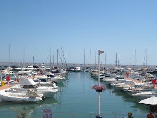 Marbella marina, Spain