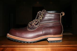 Apsley boot