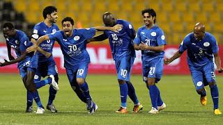 تأجيل مباراة الخور القطري والخريطيات نصف نهائي بطولة الأندية الخليجية 28 اليوم 10/5/2013