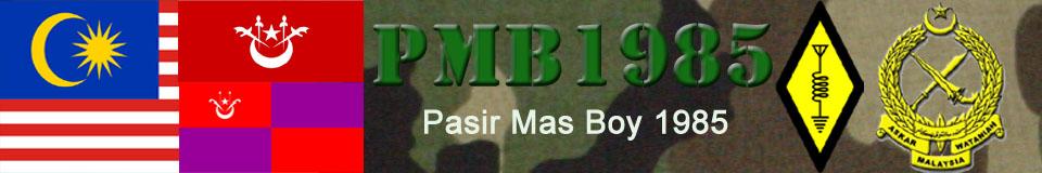 Pasir Mas Boy 1985