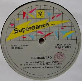 BARICENTRO - Tittle Tattle (1983)