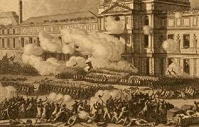 Revolucion francesa asalto a tullerias