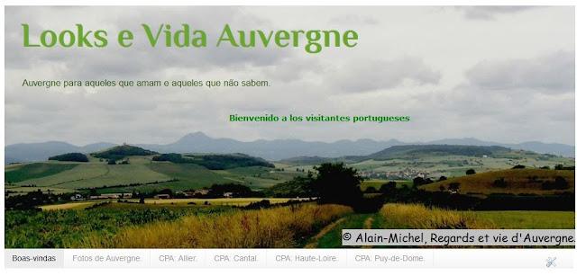 Bienvenue aux visiteurs Portugais