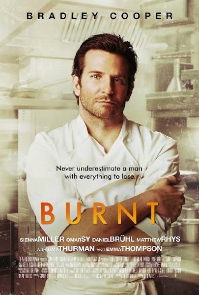 Poster Of Burnt 2015 720p English BRRip Full Movie