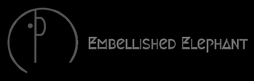 Embellished Elephant