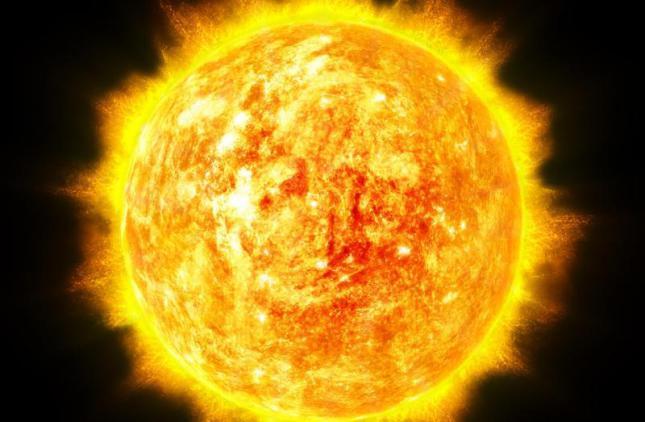 Profe Fran: ¿Crees que nuestro Sol es una estrella enorme?