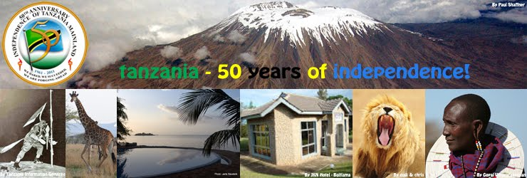 Tanzania - 50 years of independence!