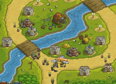 Kingdom Rush walkthrough.