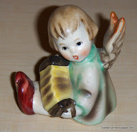 """Angel With Accordion"" Hummel #1/39/0"