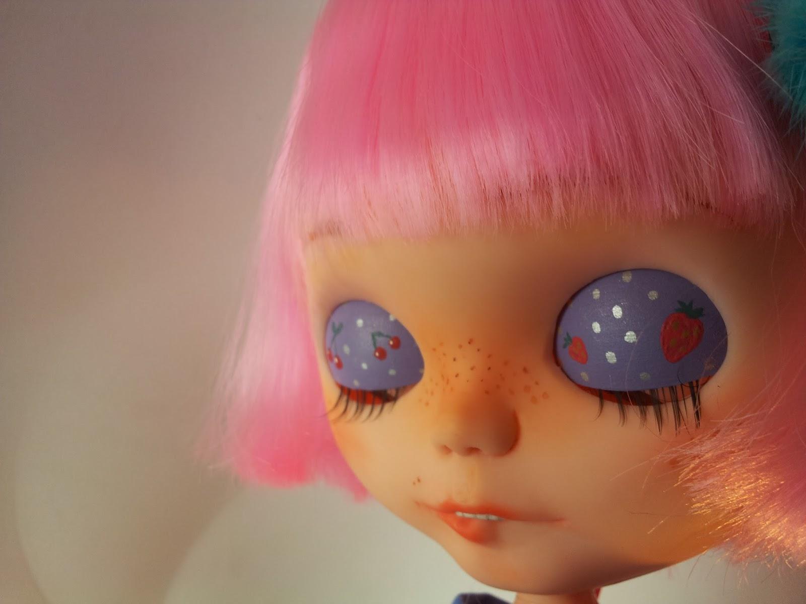 muñeca Blythe clone Customizada