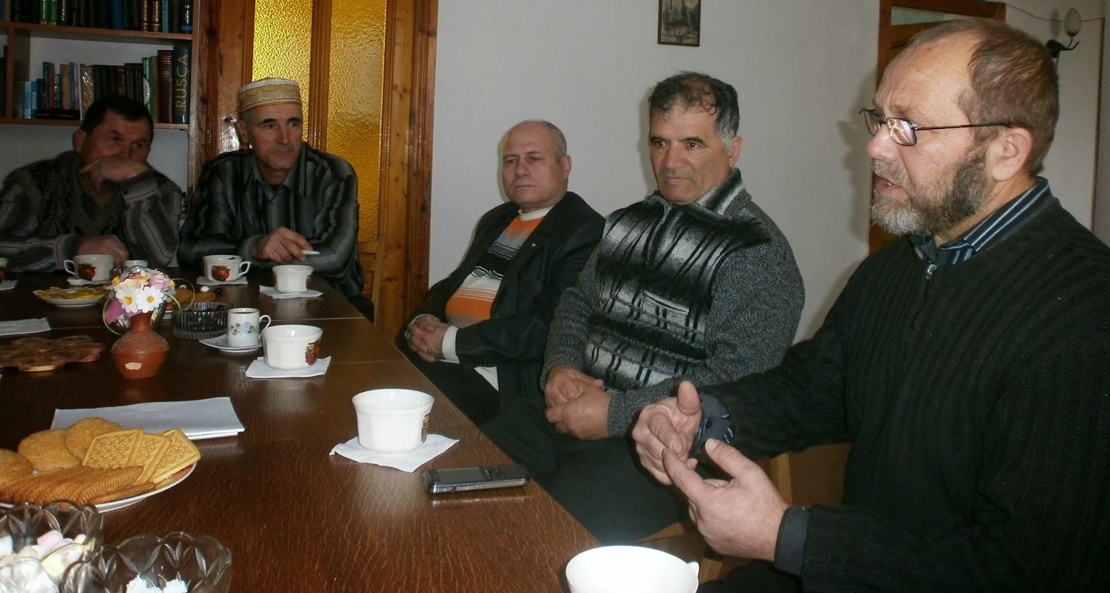 Абдурешит Джеппаров: мы признаем Кличко лидером оппозиционного движения