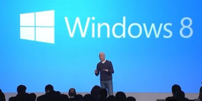 Perbedaan  Windows 7 dan Windows 8