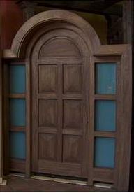 Fotos y dise os de puertas julio 2012 - Modelos puertas aluminio para exterior ...