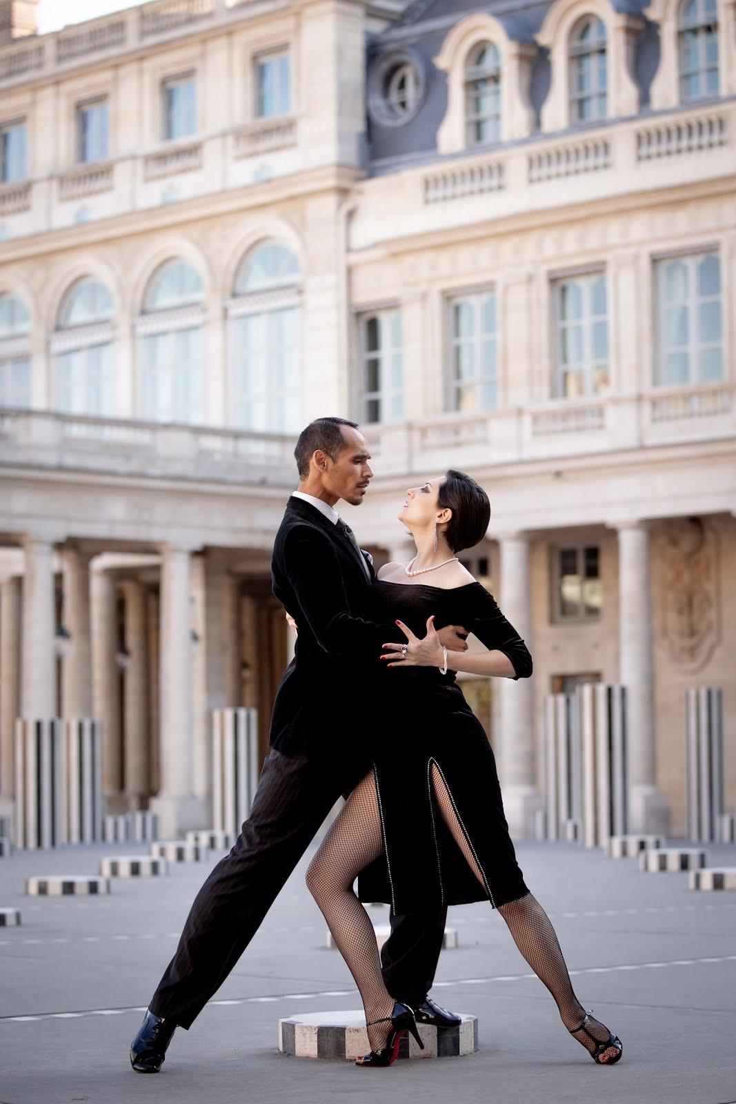 let´s tango!
