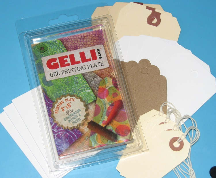 Gelli Plate Give-Away!