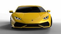 Lamborghini Huracán LP 610-4 front