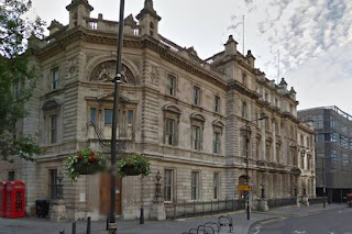 Magistrate's Court and Bow Street Police Station: