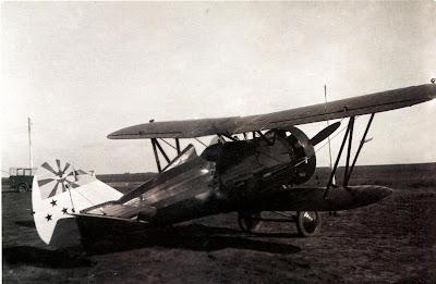 Серийный истребитель И-5
