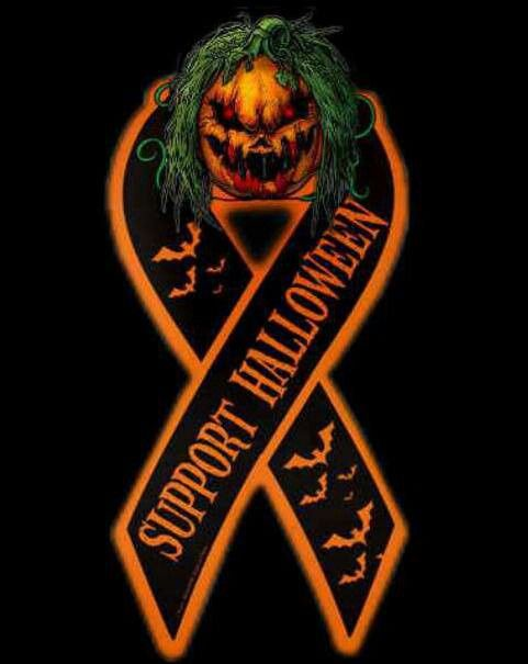 Support Halloween All Year Long