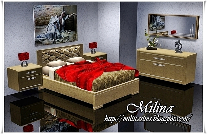 Bedroom Sweet Dream by Milina