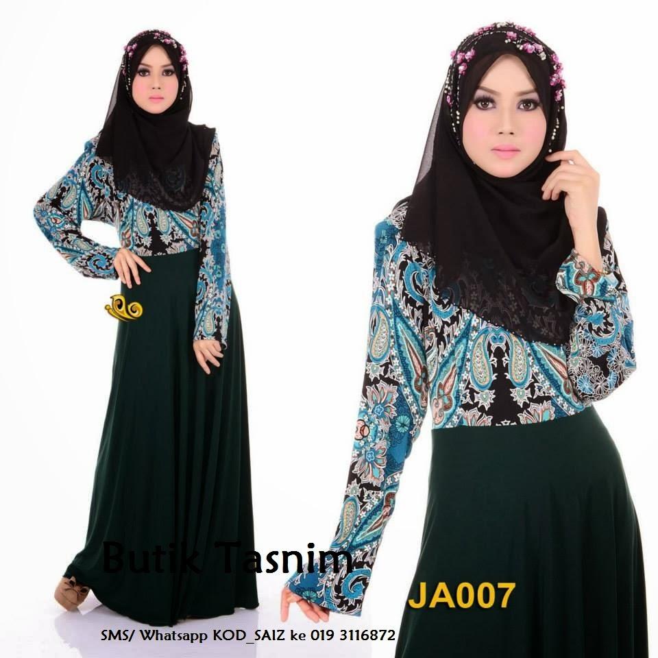 Dress Jubah Murah