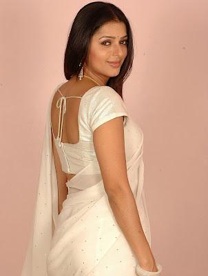 Bhumika Chawla Saree Photos