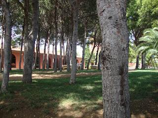 El Templo del Sol - Inside Naturist Camping - L'Hospitalet de L'Infant
