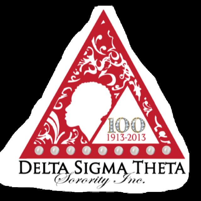 Happy Centennial Delta Sigma Theta Sorority  Inc Delta Sigma Theta Elephant Logo