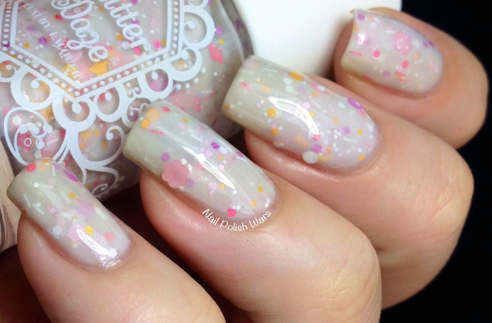 Glitter Daze - A Floral Soiree