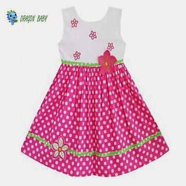 Vestido Niñas, Colores y Diseños