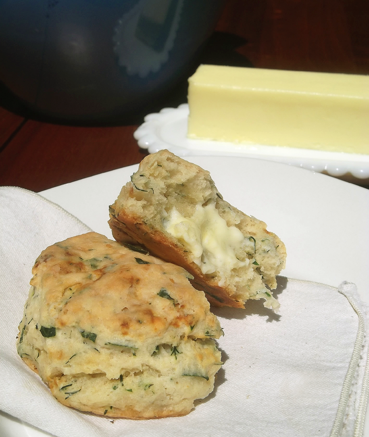 Herbed Buttermilk Biscuits from Best of Fine Cooking ...