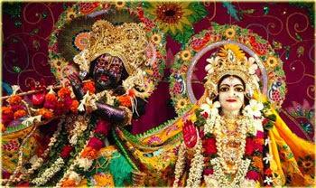 ISKCON Temple Baroda (Gujarat), India