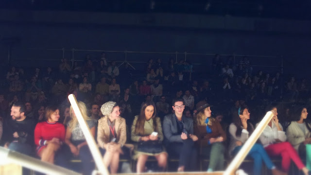 front row-desfile-catwalk-show