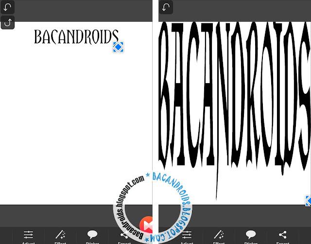 Cara Mudah Tutorial Edit Font Ilusion android