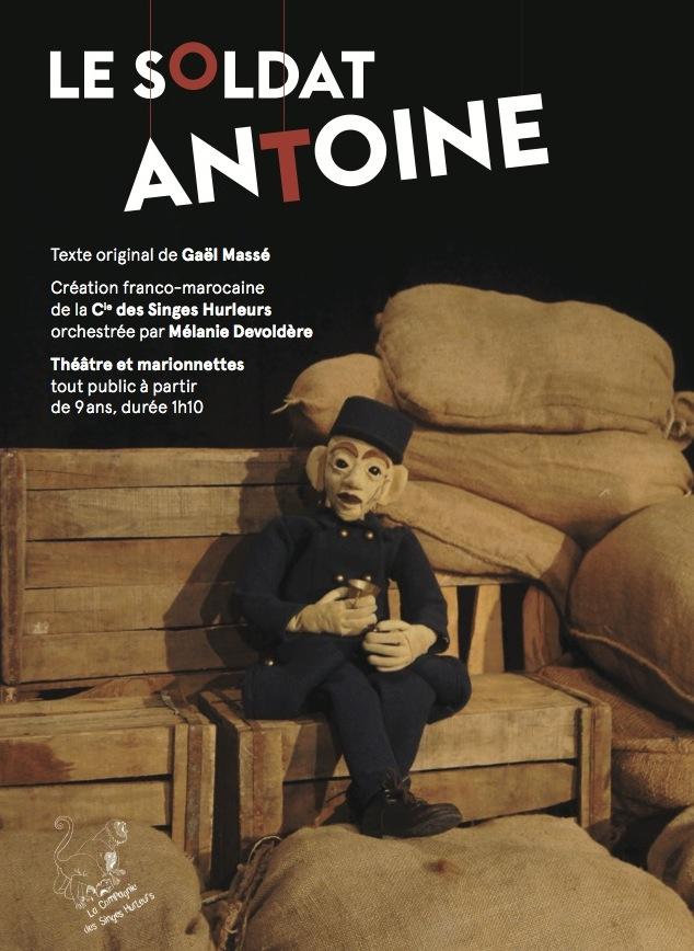 """Dossier du Spectacle """"Le Soldat Antoine"""""""