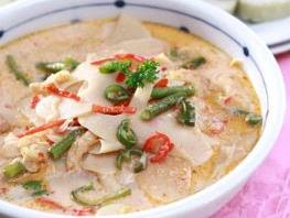 Makanan Khas Indonesia Daerah Lampung - gulai taboh