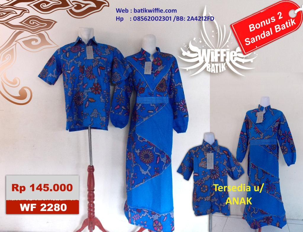 Batik Keluarga Gamis Griya Couple Jual Baju Couple T
