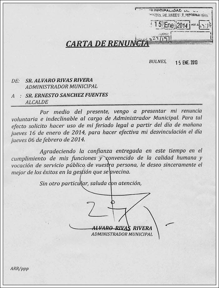 El Vecinal: Bulnes (CHILE), viernes 17 de enero de 2014