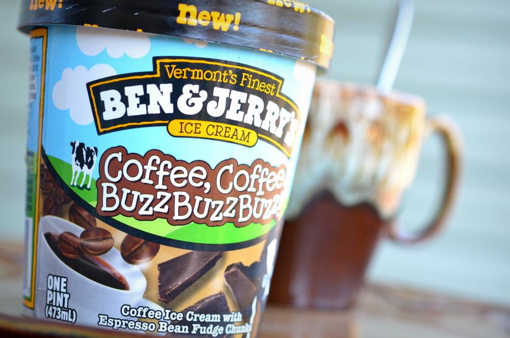 Review Ben Jerry S Coffee Buzzbuzzbuzz