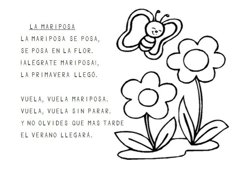 Poemas Para Ninos De La Primavera