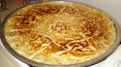 su boregi turque au fromage et à la coriandre
