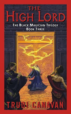 The High Lord (The Black Magician Trilogy: Book 3) by Trudi Canavan
