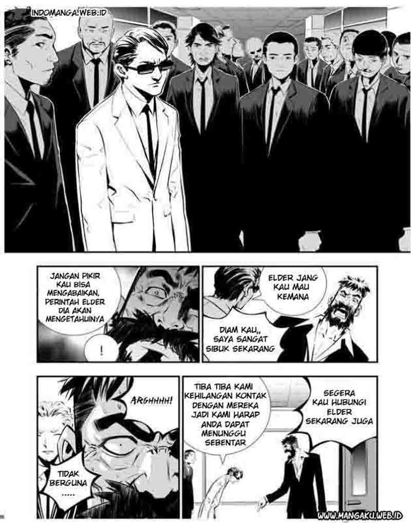 Komik The Breaker New Waves 20 page 11
