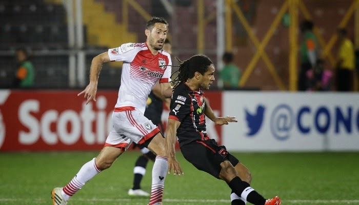 DC United vs Alajuelense en vivo