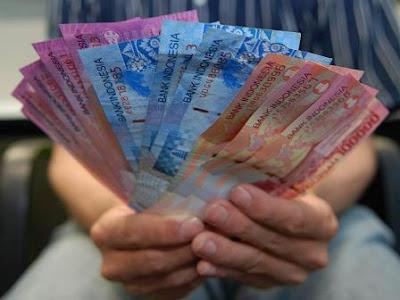 Waspada Uang Palsu, Ini Trik Mudah Membedakan Uang Asli dan Palsu