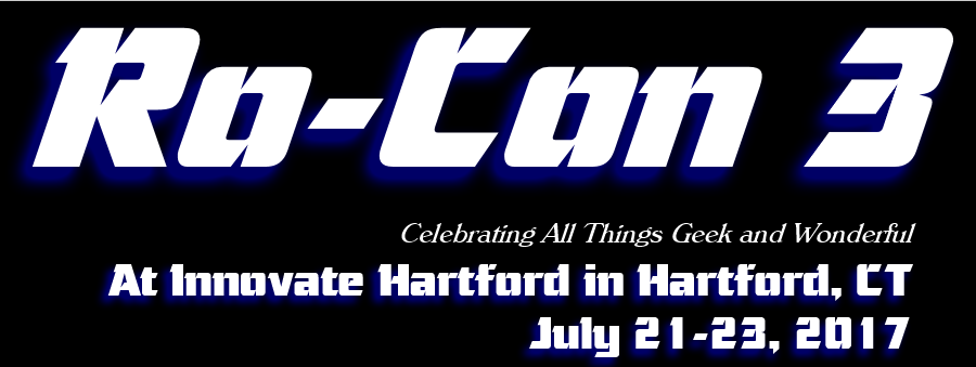 Ro-Con 3 - July 21-23, 2017