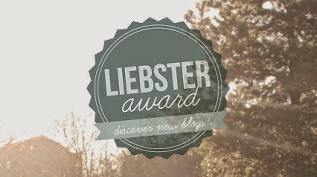 New Liebster Award TAG