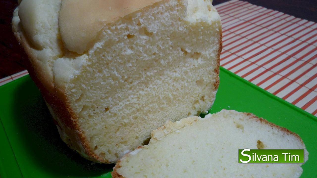 PAN SIN GLUTEN en PANIFICADORA (maquina de pan)