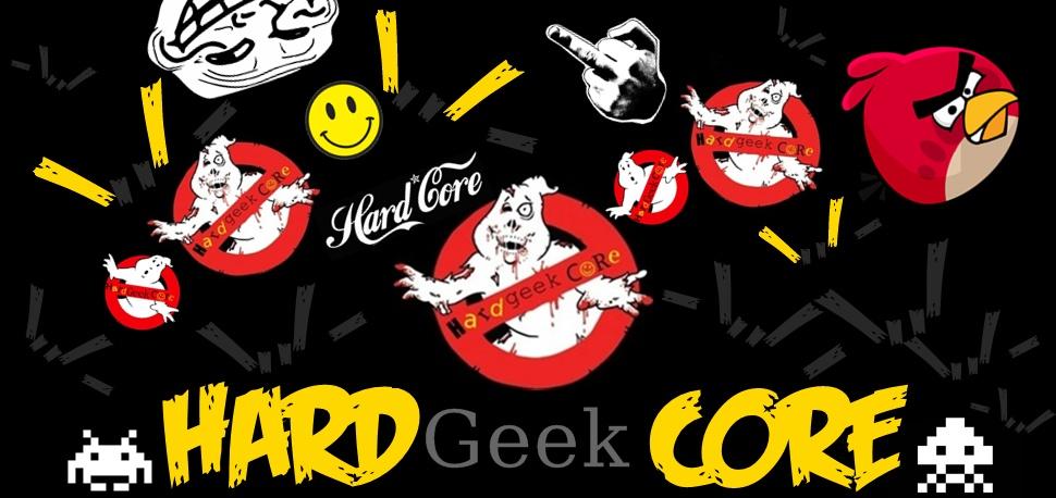 Hard Geek Core \,,/_