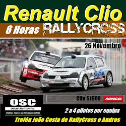 6 Horas RallyCross Clio Ninco